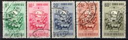 VENEZUELA - 1953 - STEMMA DELLO STATO DI COJEDES - USATO - Venezuela