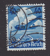 Germany, Scott #469, Used, Airplane, Issued 1936 - Used Stamps