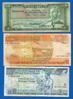 Ethiopie  6  Billets - Ethiopie