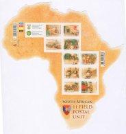 South Africa 2012 Field Post Unit (ss/10v), MNH - Neufs