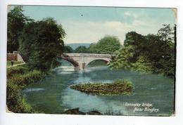 CPA Angleterre England Bradford Bingley Cottingley Bridge - Bradford