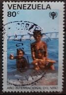 VENEZUELA Año I Internacional Del Niño . USADO - USED. - Venezuela
