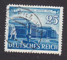 Germany, Scott #501, Used, Railroad Terminal, Issued 1941 - Germania