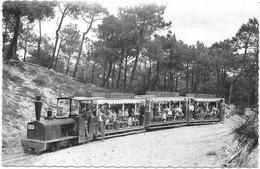 CAP FERRET - 33 -  Le Petit Train Forestier - SAL** - - Autres Communes