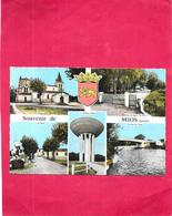 DEPT 33 - Souvenir De MIOS - MULTI-VUES  - 5 Vues De La Ville - SAL** - - Autres Communes