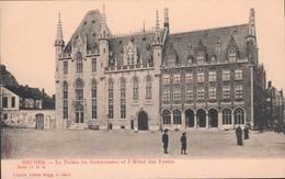 Brugge : Le Palais Du Gouverneur Et Hôtel Des Postes  / SUGG 8 - Brugge