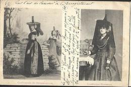 Costumes Bressannes ,costume  Bressan  CPA 1904 - Costumes