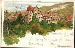 - ALT BREGENZ      VORARLBERG    AK 1900 - Bregenz