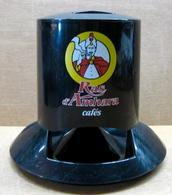 BOITE A SUCRE RAS D'AMHARA CAFES EN PLASTIQUE - Vaisselle, Verres & Couverts