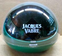 BOITE A SUCRE JACQUES VABRE ( CAFE ) EN PLASTIQUE - Vaisselle, Verres & Couverts