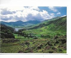 à Déterminer ?? WALES / CAPEL CURING AND THE SNOWDON HORSESHOE / CPM P 37 Voyagée En 1995 / TTBE - Pays De Galles