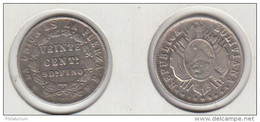 Bolivie 20 Centavos 1880  Bolivia  KM#159.1 - Bolivia