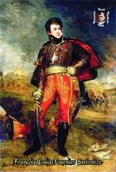 Carte Postale, Célébrités, Napoleon, French Commanders Of Napoleonic Wars, François Louis Fournier Sarcovèze - Politieke En Militaire Mannen