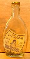 BOUTEILLE VIDE AVEC ETIQUETTE & CAPSULE ARAK ABI-SAADA E PR0PRIETAIRES N. KHAZEN & R. SAADE BEYROUTH RUE GOURAUD - Other Bottles