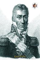 Carte Postale, Célébrités, Napoleon, French Commanders Of Napoleonic Wars, Louis Friant - Politieke En Militaire Mannen