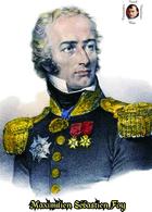 Carte Postale, Célébrités, Napoleon, French Commanders Of Napoleonic Wars, Maximilien Sébastien Foy 6 - Politieke En Militaire Mannen