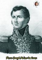 Carte Postale, Célébrités, Napoleon, French Commanders Of Napoleonic Wars, Pierre Joseph Farine Du Creux - Politieke En Militaire Mannen
