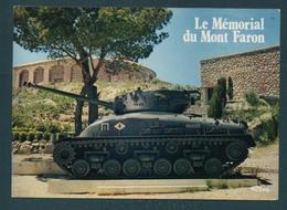 TOULON - Le Mémorial Du Mont-Faron - Toulon