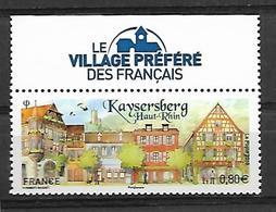 France 2018 - Yv N° 5243 ** - Kaysersberg - Village Préféré Des Français En 2017 ** - Frankrijk