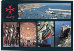 Malta - Gozo/Mgarr - Valletta/Armoury - Mosta Dome - St. Paul's Bay - Blue Grotto - Malta