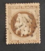 FRANCE NAPOLEON III OBLITERE LE N°30 SANS PLI NI AMINCI - 1863-1870 Napoléon III Lauré
