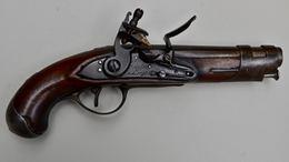 Pistolet De Gendarmerie Moidèle 1770 Gosuin à Liège - Armes Neutralisées