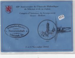 Philatélie - 25535 - CPM GF - 67 - Sélestat  -60ème Anniversaire De L'Amicale Philatélique En 2002 - France