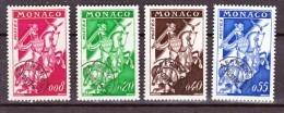 Monaco Préoblitérés   19 22 1/4 De Cote Chevalier Neuf ** TB MNH SIN CHARNELA  Cote 22.5 - Monaco