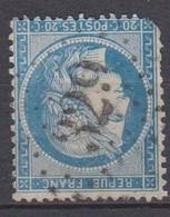 GC  329   BARREGES  LUZ   (  63  -  HAUTES  PYRENEES  ) - Marcophily (detached Stamps)