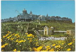 Country Chapel Beneath Mdina Skyline - Malta - Malta