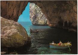 Malta G.C. - Entrance Of The Blue Grotto - Malta