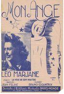 MON ANGE PAROLE JEAN FELINE MUSIQUE BRUNO COQUATRIX LEO MARJANE - Non Classés
