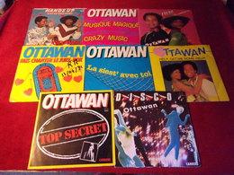 8 / 45 Tours Differents De Collection   OTTAWAN - Collections Complètes