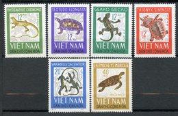Vietnam Du Nord, Yvert 488/493, Scott 413/418, MNH - Viêt-Nam