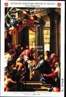 79214)   2009 S.M.O.M. SMOM Maestri Della Pittura -S. VOUET - FOGLIETTO MNH** - Slovacchia