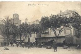 C P A  OLLIOULES  Place  Des Palmiers - Ollioules