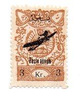 IRAN Persia 1928Y&T AM 17 MH - Iran