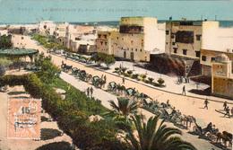 MAROC : Rabat -  Lot De 2 Cartes  : N° 3  Bd El Alou Et Jardins - N°12 Rabat Panorama De La Ville - Rabat