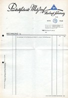 B4859 - Metzdorf - Gem Leubsdorf - Parkett Fabrik - Blanko - Deutschland