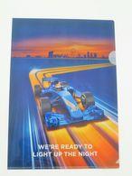 1 Pc. Singapore Airlines File Pocket Holder 2016 Formula 1 Singapore Grand Prix - Stationery