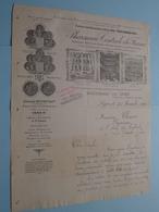 PHARMACIE CETRALE De FRANCE à LYON ( Charles Buchet Paris ...... ) 1902 ( Voir Photo Svp ) ! - France