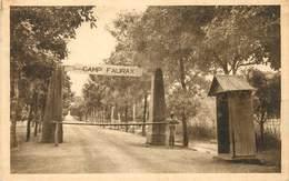 PARAKOU - Camp Militaire Faurax. - Dahomey