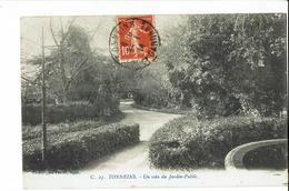 CPA - Carte Postale - France - Tonneins - Un Coin Du Jardin Public -1914 - S678 - Tonneins
