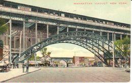 New York - New York City - Manhattan - Manhattan Viaduc - Manhattan