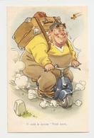 "Ei Voila Le Scooter ""poids Lourd"" (4025) - Humor"