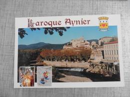 CARTE POSTALE   DE  LAROQUE  AYNIER - France