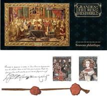 BLOC SOUVENIR N° 142 GRANDES HEURES DE L'HISTOIRE. Traité Des Pyrénnées/ Marie-Thérèse D'Autriche ** Voir Scan Très Beau - Souvenir Blocks