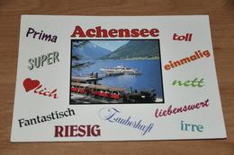 2599-  Achensee - Achenseeorte