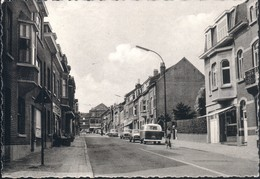 "Wemmel :   Steenweg Op Merchtem ""Photolline"" Groot Formaat / Verschillende Oldtimers - Wemmel"