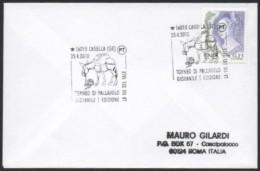 VOLLEYBALL / DONKEY - ITALIA CASELLA 2010 - TORNEO DI PALLAVOLO GIOVANILE - 1^ EDIZIONE - LA VIA DEL SALE - SMALL COVER - Pallavolo